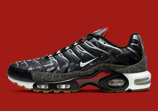 "Official Images Of The Nike Air Max Plus ""Remix Pack"""