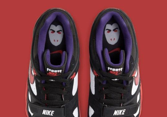 "Nike Air Trainer 3 ""Dracula"" Arriving For Halloween"