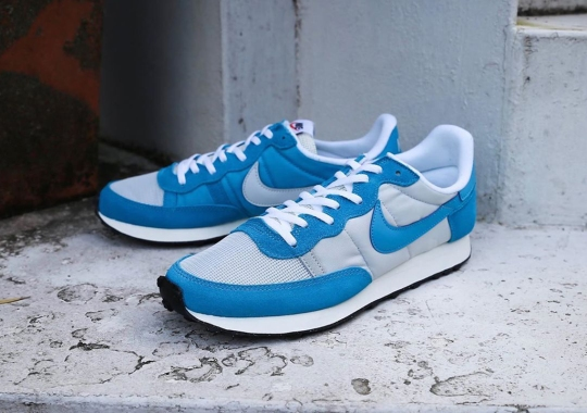 The Nike Challenger OG Gets A Classic UNC Blue Colorway