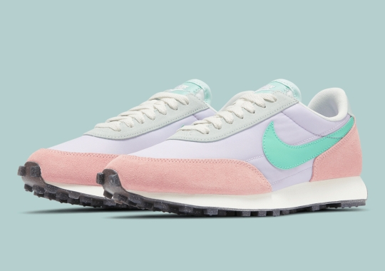 The Nike Daybreak For Women Arrives In Another Pastel Mix