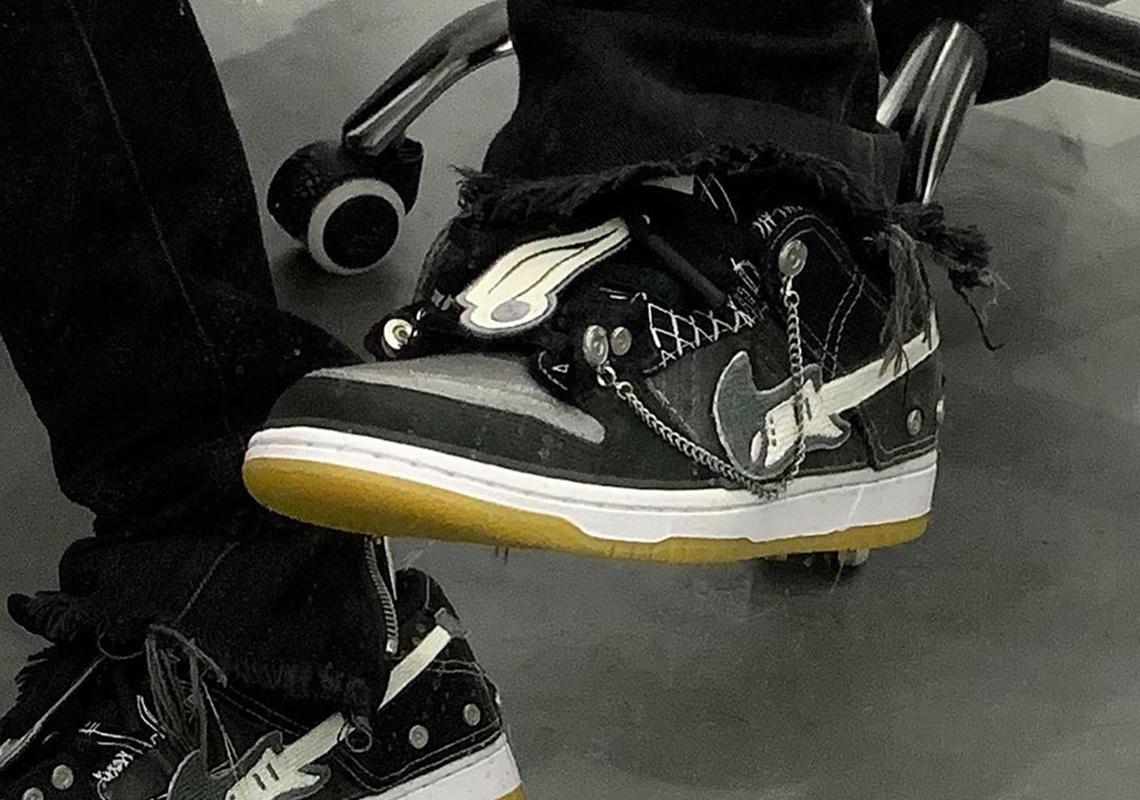 nike sb dunk low pro customize