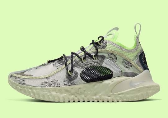"Where To Buy The Nike ISPA Flow 2020 ""Spruce Aura"""