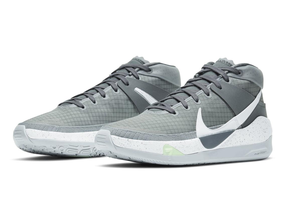 Nike KD 13 Cool Grey Release Date