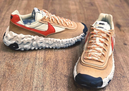 Nike Adds ISPA OverReact Soles To The Daybreak Upper For New Overbreak