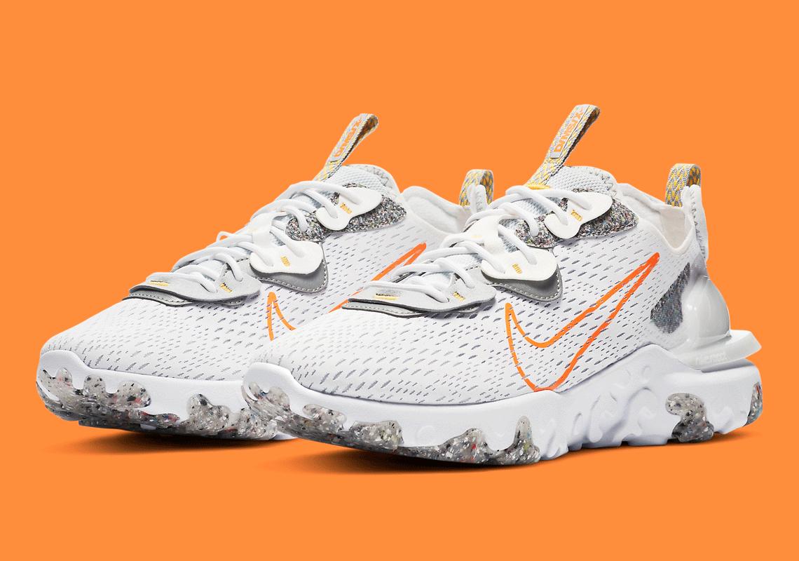 Nike React Vision Regrind DA46790-100 - Crumpe