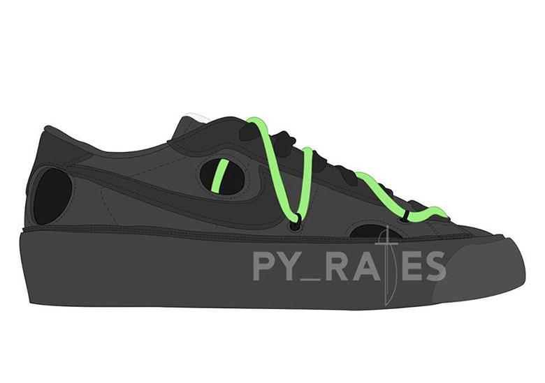 Off-White Nike Blazer Low 2021 Release Info | SneakerNews.com