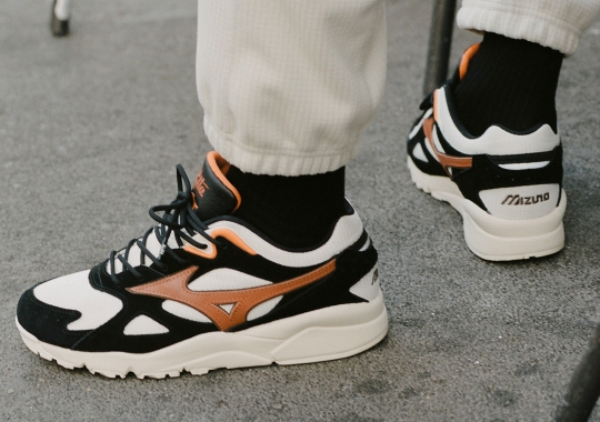 Amsterdam's Patta Revisits The Mizuno Sky Medal On August 15th
