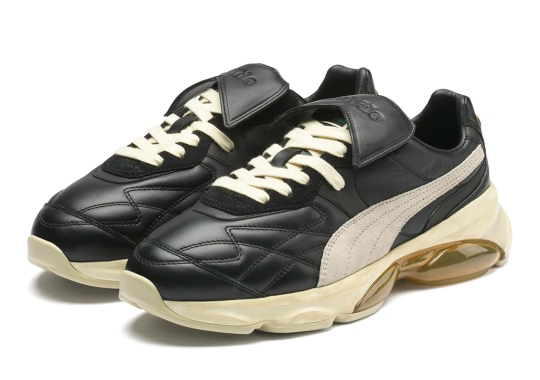 RHUDE Inadvertently References Jil Sander With Upcoming Puma Cell King Collaboration