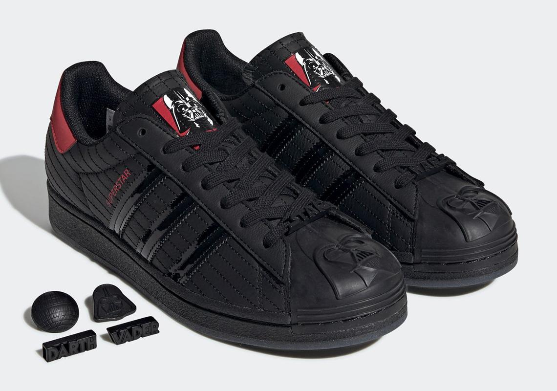 Star Wars adidas Superstar Darth Vader