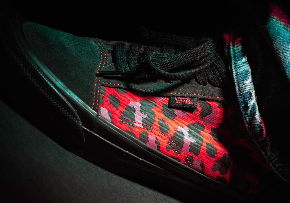 Stray Rats Vans Vault Era Old Skool Release Date