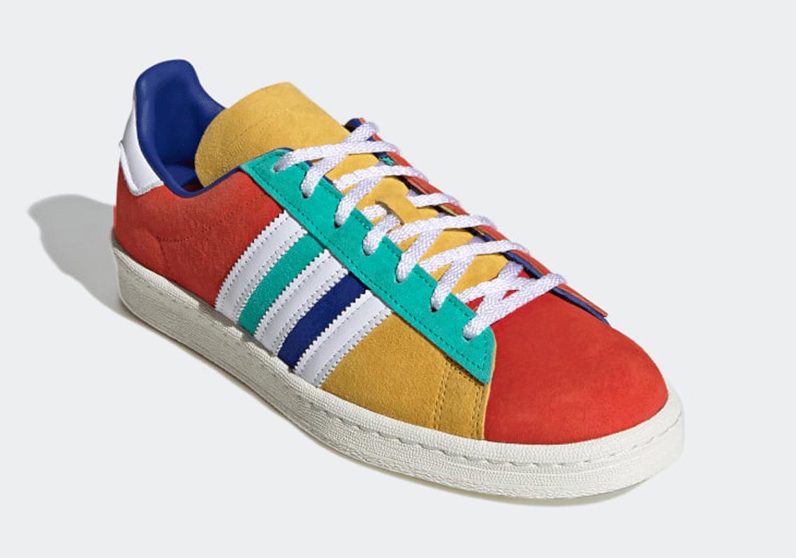 adidas Campus 80s Multi-Color FW5167