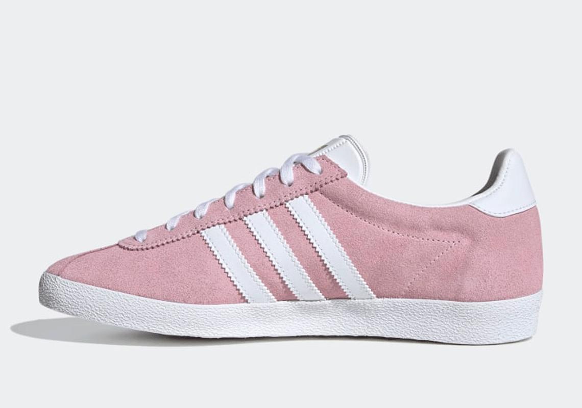 adidas Gazelle OG Black Pink FV7773 FV7750 | SneakerNews.com