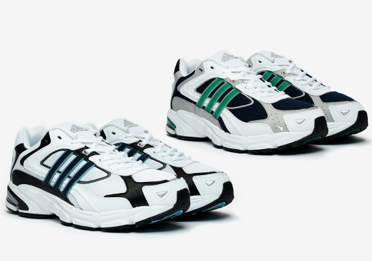 adidas Continues To Dig Into Running Archives With The Consortium Response X