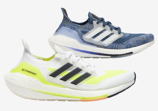 First Look At The adidas Ultra Boost 2021