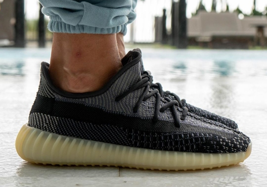 "On-Foot Look At The adidas Yeezy Boost 350 v2 ""Asriel"""
