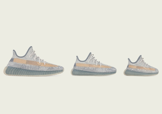 "adidas Officially Announces The Yeezy Boost 350 v2 ""Israfil"""