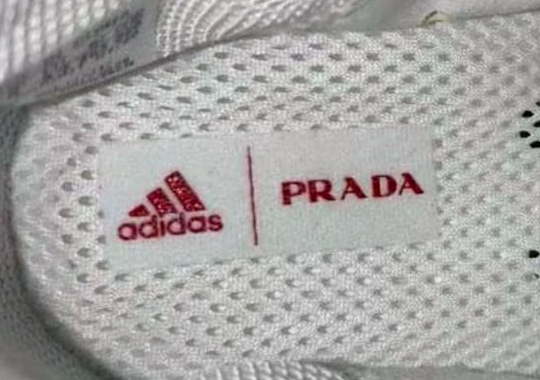 A New Prada x adidas Sneaker Collaboration Is Revealed