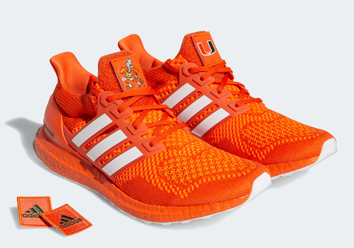 adidas Ultra Boost NCAA College Pack Release Info | SneakerNews.com
