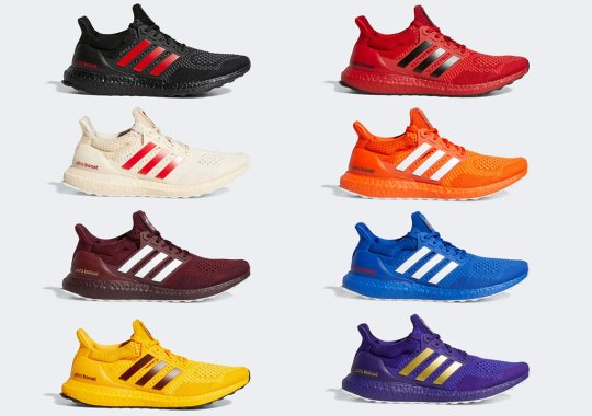 adidas Revives PE-Style College Colorways Of The Ultra Boost With Upcoming NCAA Pack