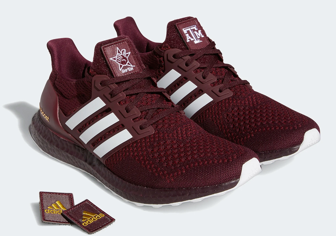 adidas Ultra Boost NCAA College Pack