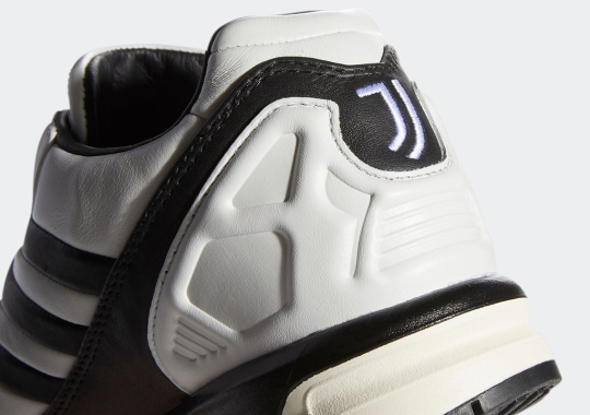 adidas' A-ZX Series Continues With A ZX 6000 Inspired By Juventus FC