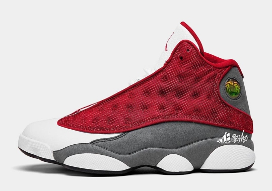 "The Air Jordan 13 ""Gym Red"" Is Set For A Spring 2021 Release"
