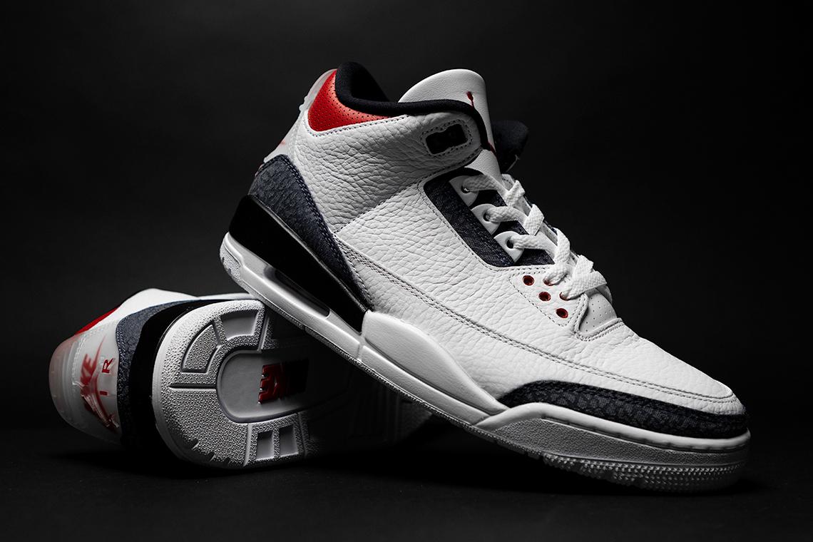 Air Jordan 3 Denim CZ6431 100 Release Info |