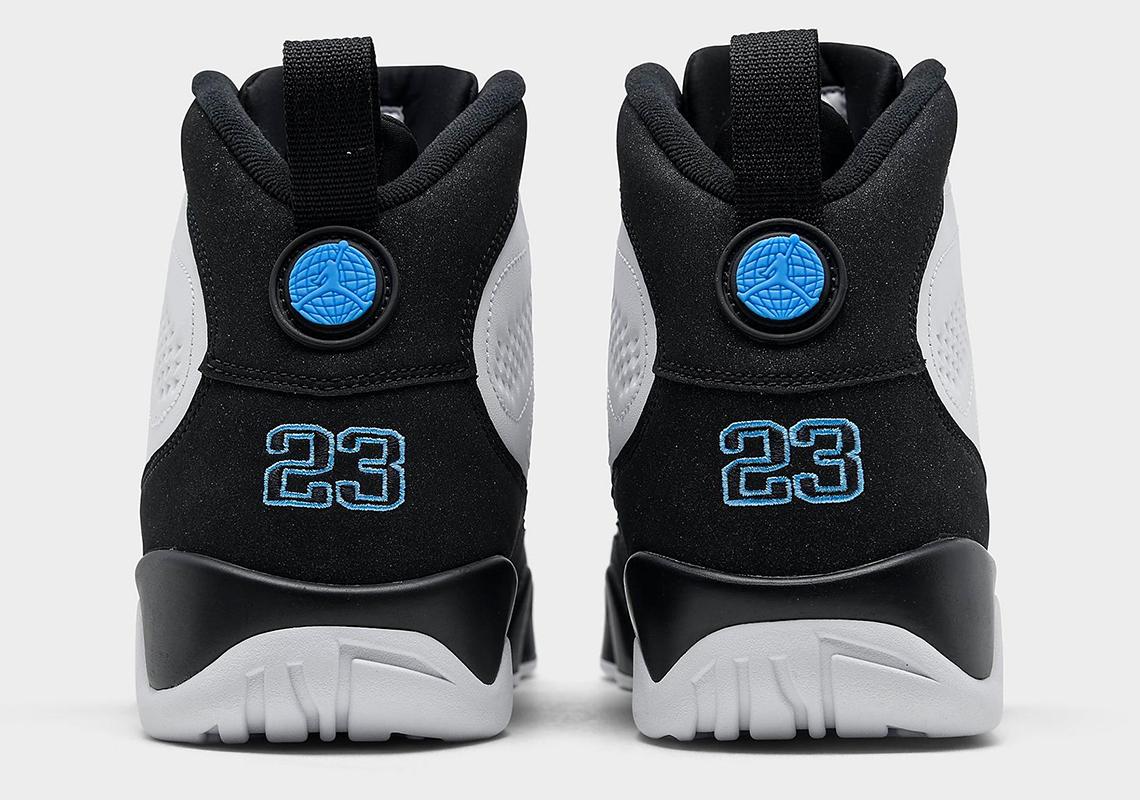 Air Jordan 9 University Blue CT8019-140