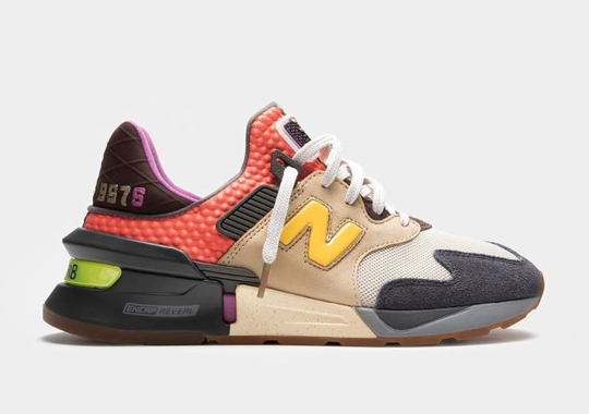 "Bodega Closes Out New Balance 997S Series With ""Better Days"""