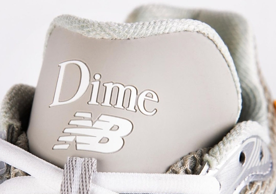 Montreal Based Skate Label Dime Teases New Balance Collaboration