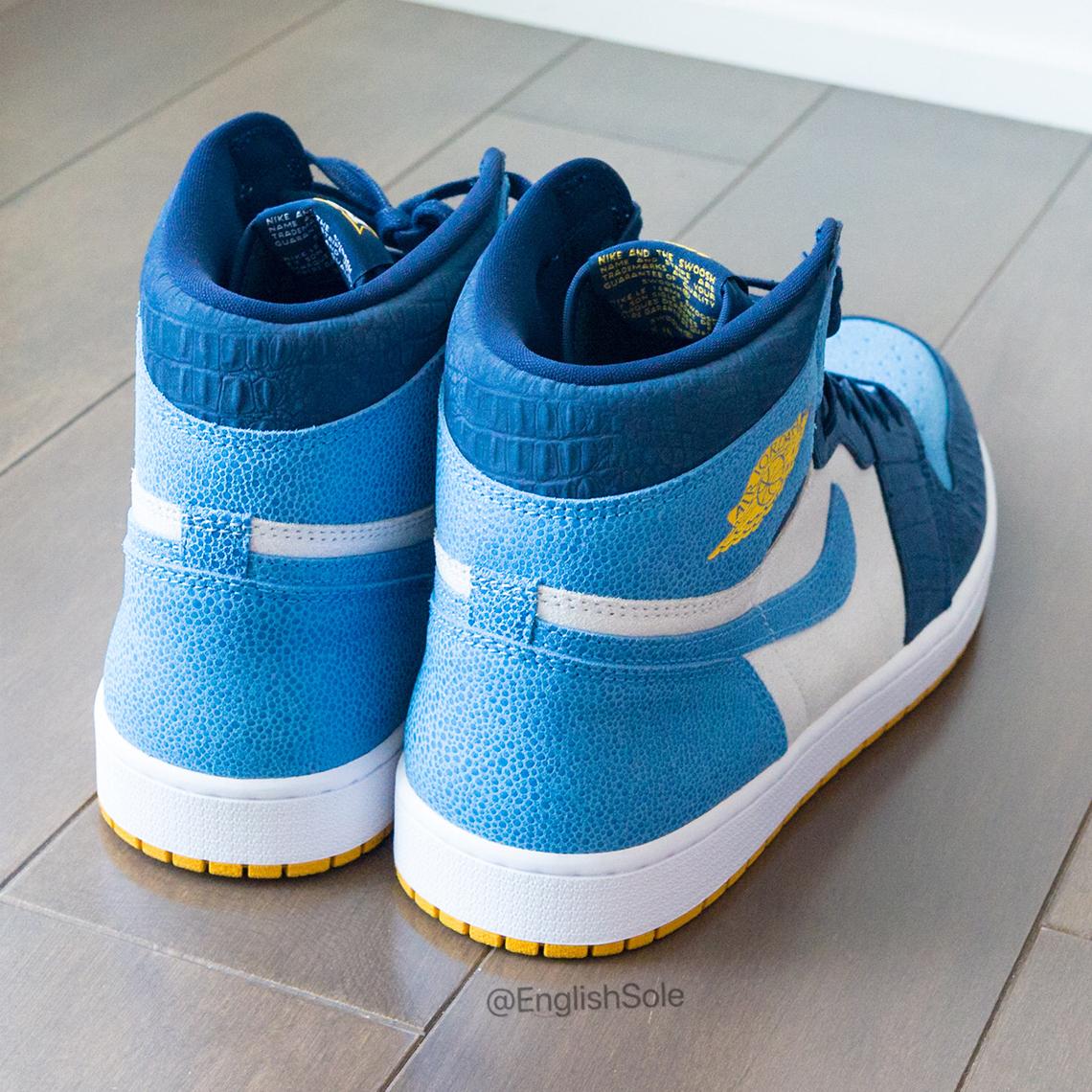 Nike Air Jordan 1 Marquette PE