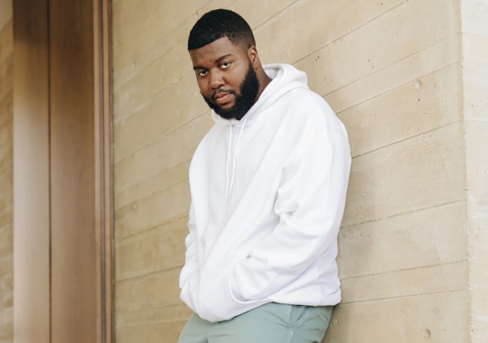 Khalid And Reebok Announce The Classic Leather Legacy