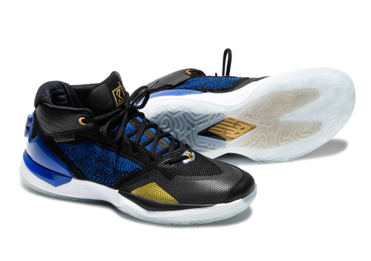 """Kawhi Leonard's New Balance KAWHI """"4 Bounces"""" Is Inspired By His Famous Playoff Buzzer Beater"""