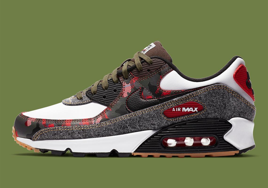 Nike Air Max 90 Remix Pack DB1967-100 | SneakerNews.com