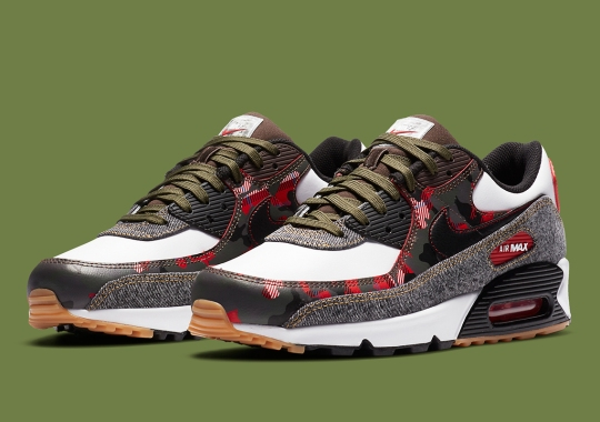 "Official Images Of The Nike Air Max 90 ""Remix Pack"""