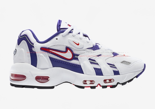 The Nike Air Max 96 II Is Finally Returning In Original Form