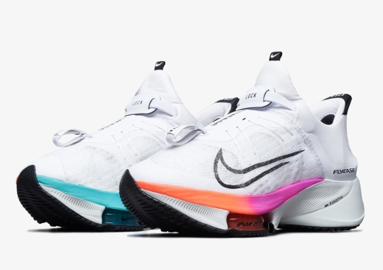 The Nike Air Zoom Tempo NEXT% Arrives In FlyEase Form