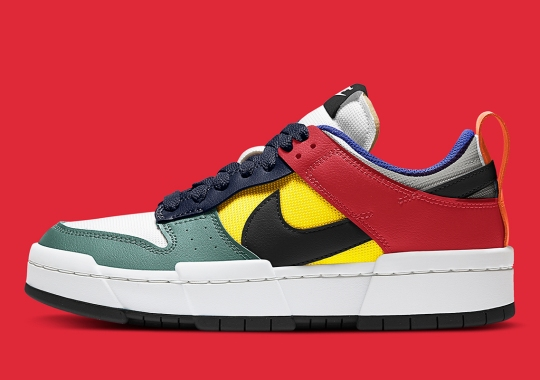 """The Nike Dunk Low Disrupt Appears In A Mix Of Classic """"Be True"""" Colorways"""