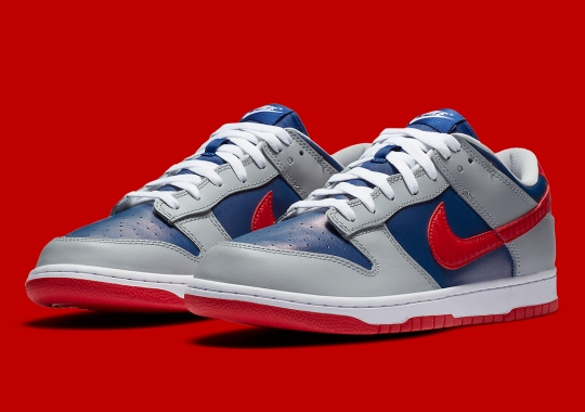 "Official Images Of The Nike Dunk Low SP ""Samba"""