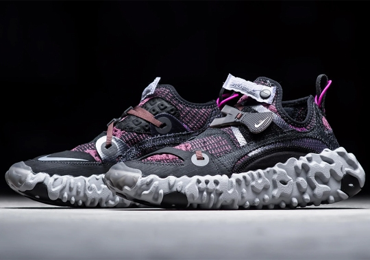 """Nike ISPA OverReact """"Shadowberry"""" Coming On September 10th"""
