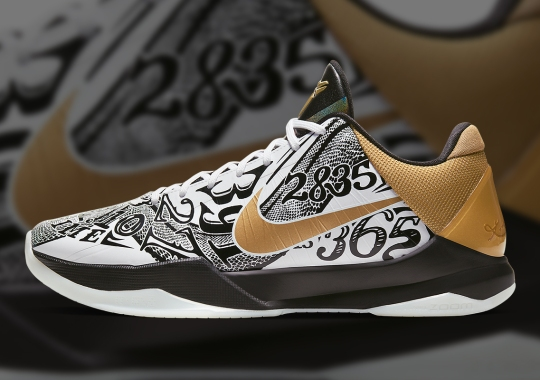 """The Nike Kobe 5 """"Big Stage"""" Releases On August 23rd At 2PM ET"""