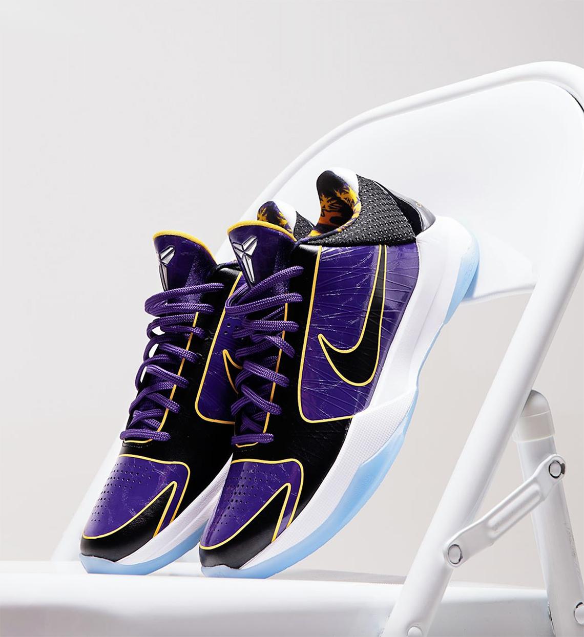 Nike Kobe 5 Protro 5x Champ Release