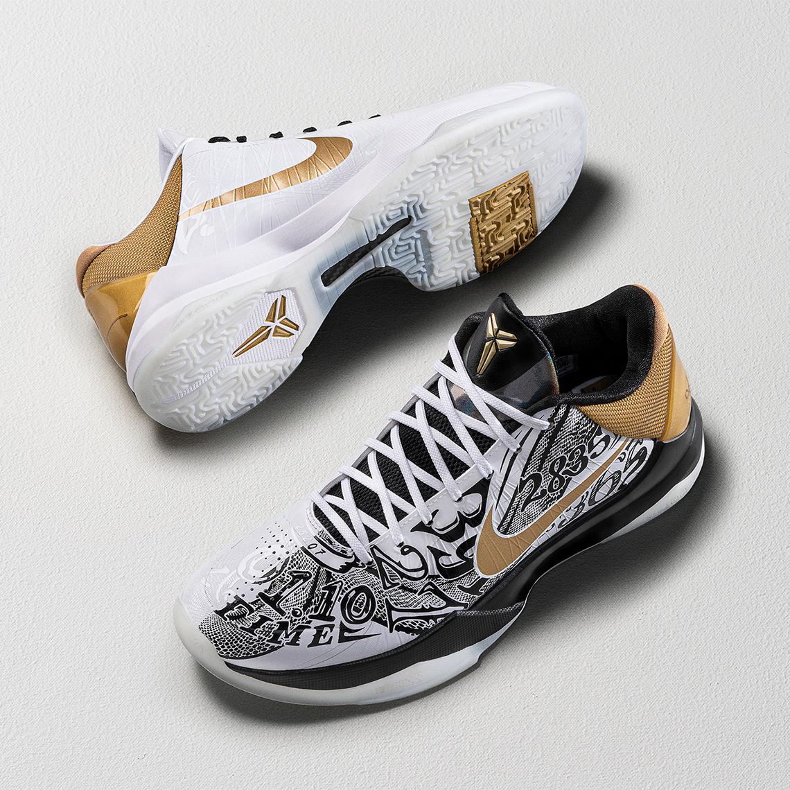 Nike Mamba Week - Kobe 5 Protro Release