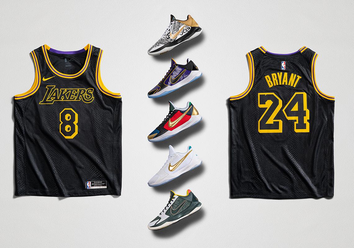 Nike Mamba Week - Kobe 5 Protro Release Dates   SneakerNews.com