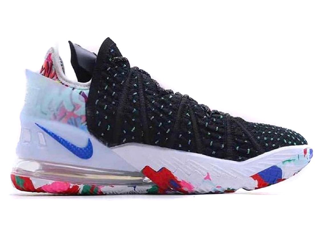 Nike Lebron 18 James Gang First Look Sneakernews Com