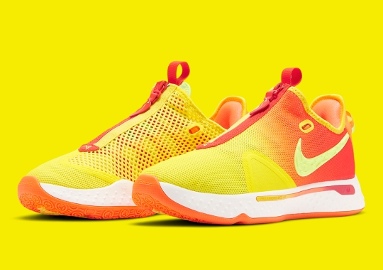 This Nike PG 4 Is Inspired By Chinese Hot Sauce