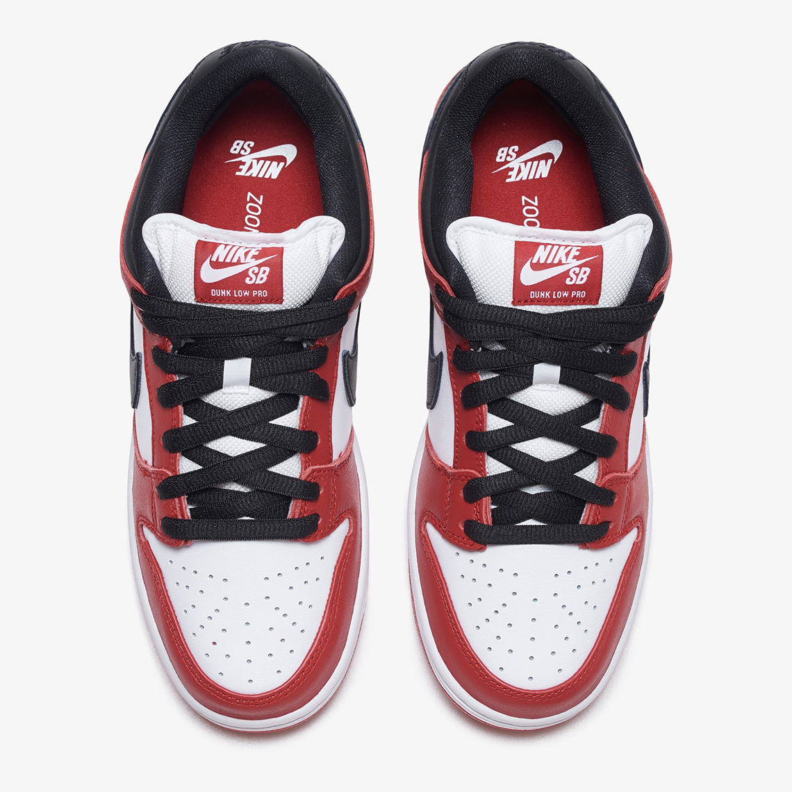 Nike SB Dunk Low 'Chicago' above