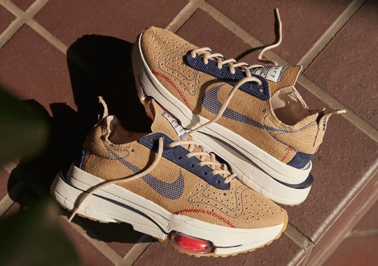 """The Nike Zoom Type """"Hemp"""" To Drop Exclusively At size?"""