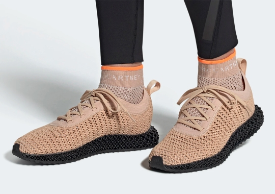 Stella McCartney's Next adidas Alphaedge 4D Collaboration Releases Tomorrow