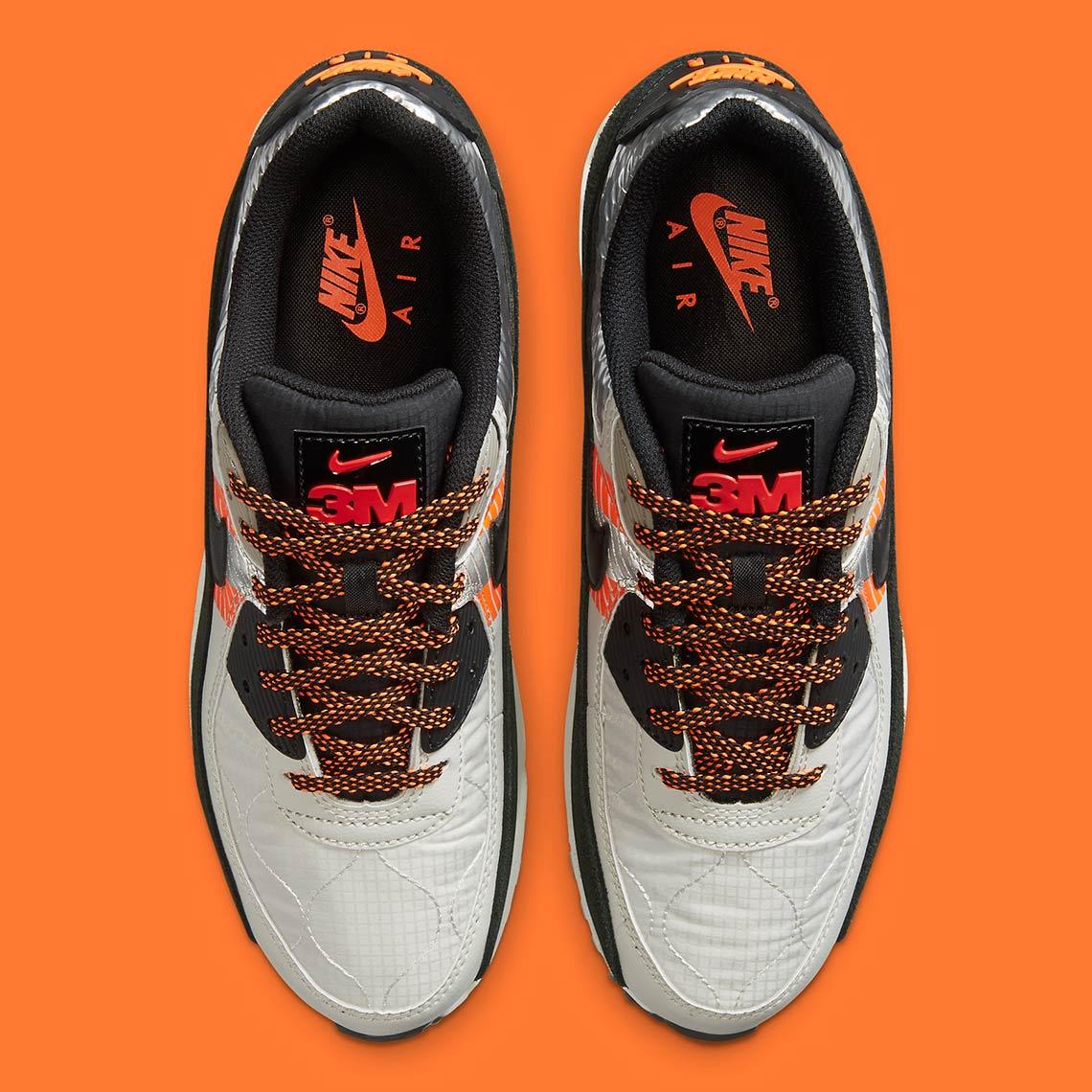 3M Nike Air Max 90 CZ2975-001 Release Info   SneakerNews.com